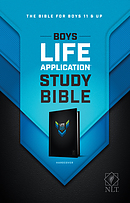 Boys Life Application Study Bible NLT