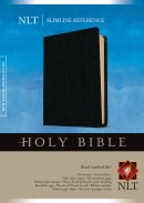 Slimline Reference Bible NLT