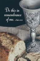 Do This Communion Bulletin (Pkg of 50)