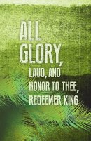 All Glory Palm Sunday Images Bulletin (Pkg of 50)