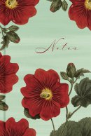 Red Blooms Notes Scripture Journal