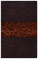 Study Bible for Women: NKJV Edition, Mahogany LeatherTouch