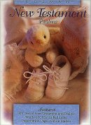 KJV Babys New Testament & Psalms: Light Blue, Imitation Leather