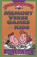 Memory Verse Games for Kids