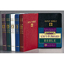 NRSV Gift & Award Bible: Royal Purple, Imitation Leather