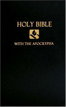 NRSV With The Apocrypha Pew Bible: Black, Hardback