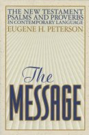 The Message New Testament: Paperback