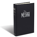 The Message Numbered Edition: Dark Navy, Hardback