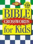 Bible Crosswords For Kids