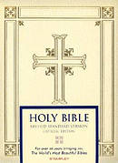 RSV Catholic Bible: Ivory, Hardback