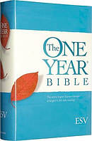 ESV The One Year Bible: Hardback