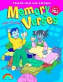 Teaching Children Memory Verses Ages 2-3