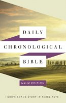 NKJV The Daily Chronological Bible Paperback