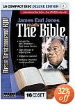 KJV New Testament Read by James Earl Jones on Cassette