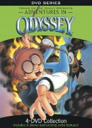 Odyssey Vol 1- 4 Collection