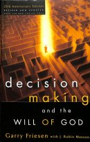 Decision Making and the Will of God paperback