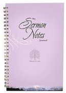 My Sermon Notes Journal