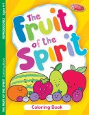 Fruit of the Spirit Colouring Activity Book