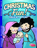 Christmas Fun!: Christmas Coloring Book for Ages 6-10 (Pk of 6)