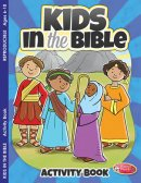 Kids in the Bible Activity Book