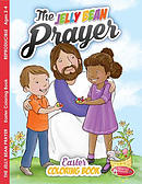 Jelly Bean Prayer Easter Colouring Activity Book