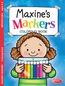 Maxine's Markers Colouring Book