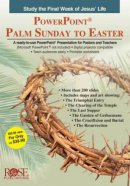 Palm Sunday to Easter CDRom