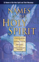 Names Of The Holy Spirit Pamphlet