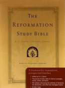 ESV Reformation Study Bible: Black, Leather