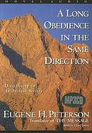 Long Obedience In The Same Direction Audio Book