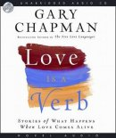 Love Is A Verb Audio Book On CD