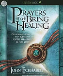 Prayers That Bring Healing Audio Book on CD
