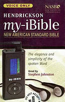 NASB My I-bible Voice Only Audio Bible