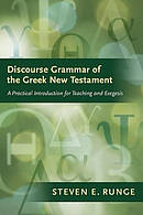 Discourse Grammar of the Greek New Testament
