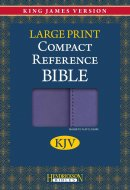 Kjv Compact Ref Magnetic Flap Lilac Lth