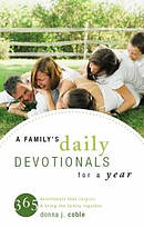 A Family's Daily Devotionals for a Year