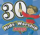 30 Kids Worship Songs Cd