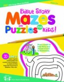 Bible Story Mazes And Puzzles Pb