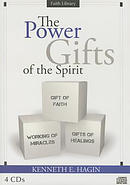 Audio CD-Power Gifts Of The Spirit (4 CD)