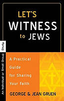 Let's Witness to Jews