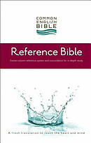 CEB Common English Reference Bible Hardcover