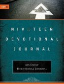 NIV Teen Devotional Bible Journal Hardback