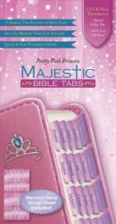 Bible Tabs Pretty Pink Princess