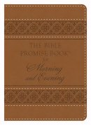 The Bible Promise Book for Morning & Evening Imitation Leather