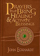 Prayers That Bring Healing & Activate Bl