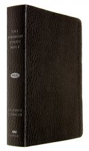 NKJV Jeremiah Study Bible Soft imitation Leather, Black