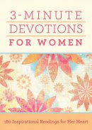 3 Minute Devotions For Women