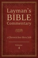 Layman's Bible Commentary Vol. 4