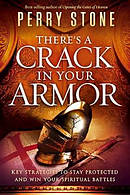 There's a Crack in Your Armor