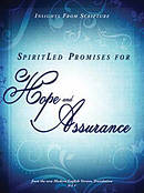 SpiritLed Promises For Hope And Assurance Paperback Book